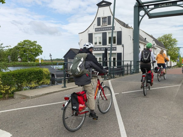 Cycling Holidays - Bike & Barge: Northern Netherlands