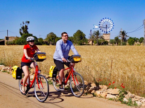 Cycling Holidays - Majorca Bull's Eye