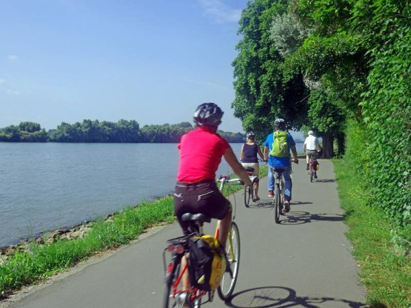 Cycling Holidays - Bike & Barge: Cologne to Mainz