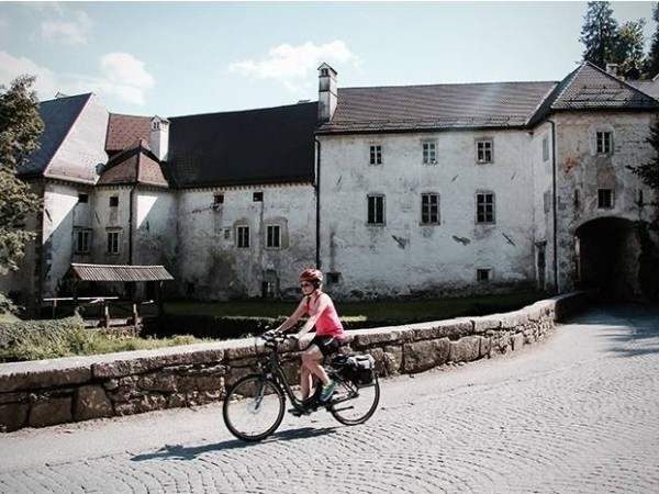 Cycling Holidays - Ljubljana to Piran
