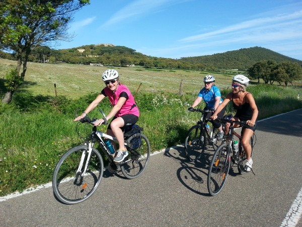 Cycling Holidays - Sardinia and Corsica