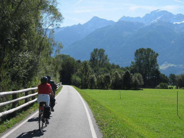 Cycling Holidays - Innsbruck to Verona (Reschen Pass)