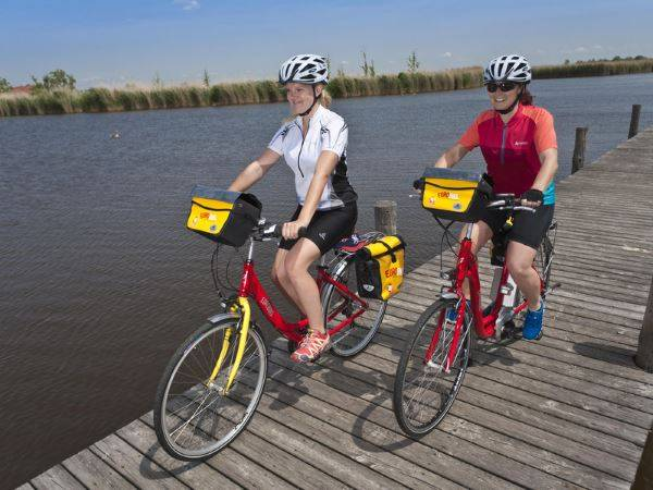 Cycling Holidays - Lake Neusiedl Borderlands