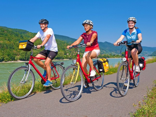 Cycling Holidays - Danube Cycle Path - Passau to Vienna