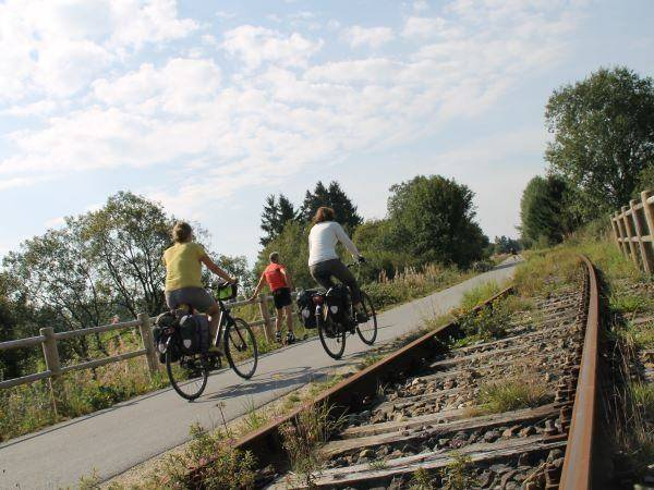 Cycling Holidays - Vennbahn Rail Trail