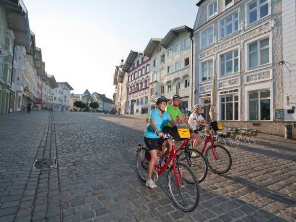 Cycling Holidays - Munich to Salzburg via Lake Chiemsee