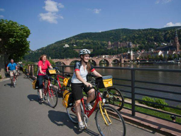 Cycling Holidays - Speyer, Heidelberg to Worms
