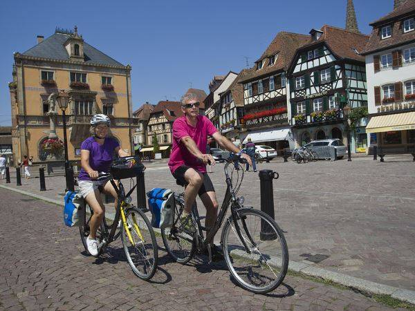 Cycling Holidays - Strasbourg to Luxembourg