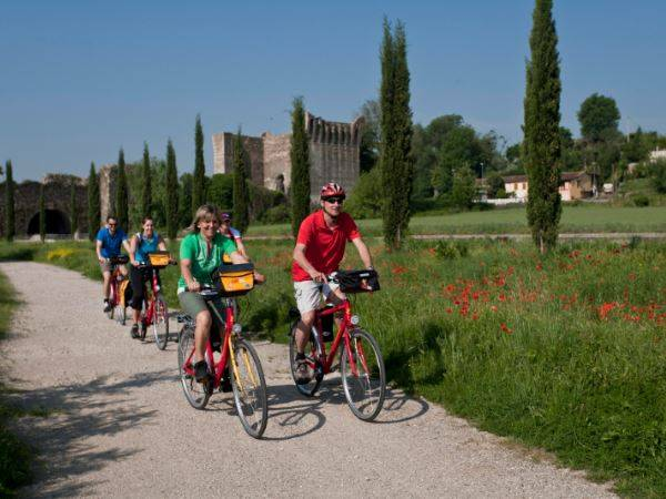 Cycling Holidays - Lake Reschen to Verona