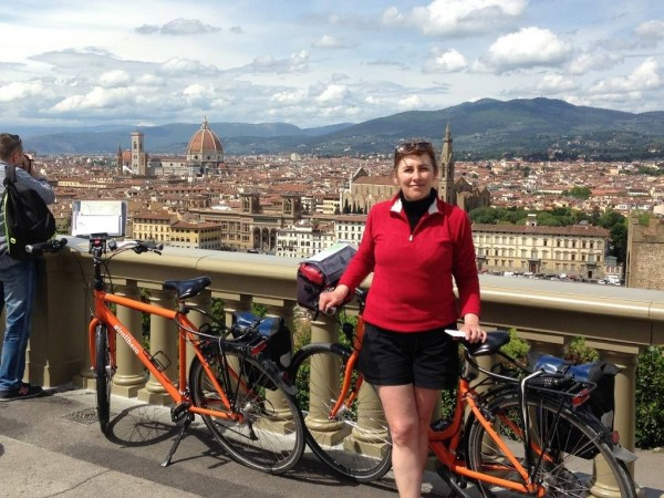 Pisa to Florence