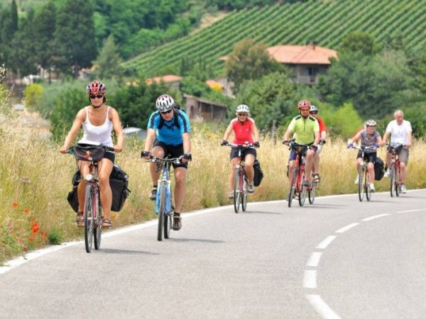 Cycling Holidays - Tuscany Coast and Elba