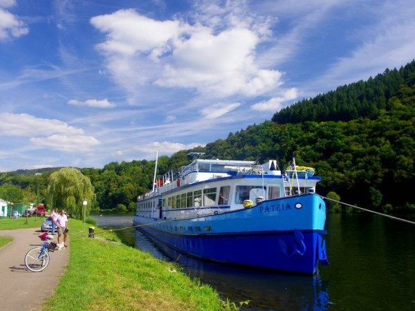 Cycling Holidays - Bike & Barge: Bad Wimpfen to Koblenz 2020