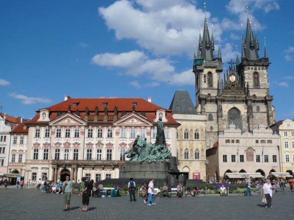 Prague to Passau
