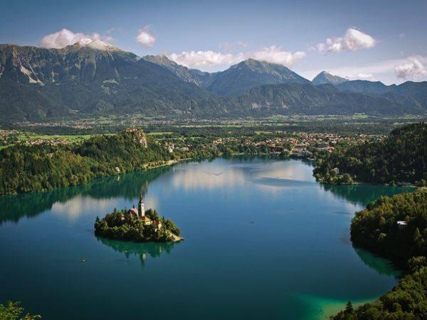 Cycling Holidays - Lake Bled to Venice